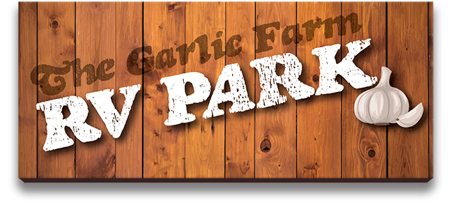 Garlic Farm RV Park Logo